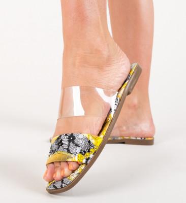 Papuci Soldax Multi