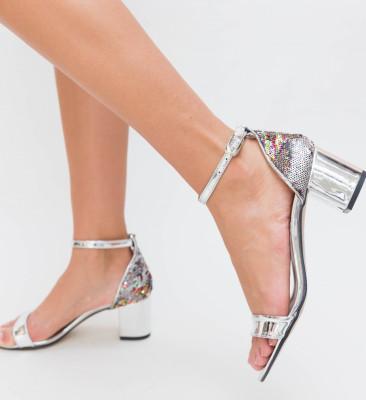 Sandale Alinao Argintii
