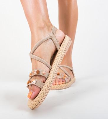 Sandale Amaroka Bej