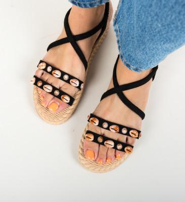 Sandale Amaroka Negre
