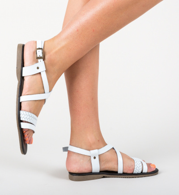Sandale Bardolia Albe
