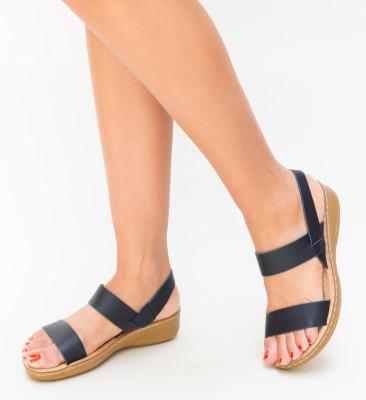 Sandale Barnet Bleumarin