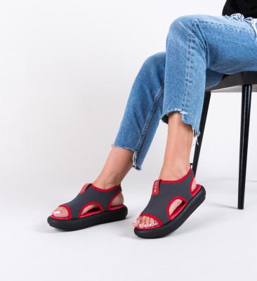 Sandale Blugan Rosii