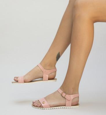 Sandale Bulma Roz