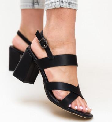 Sandale Carpatien Negre