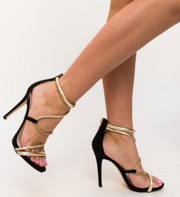 Sandale Ciobi Negre
