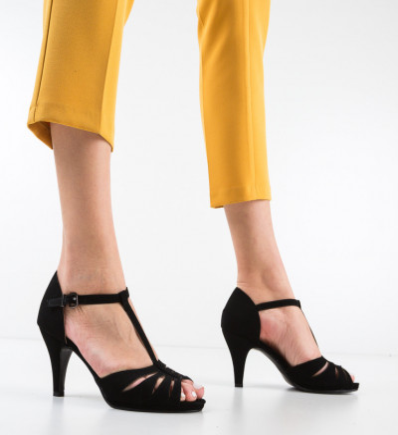 Sandale Cremga Negre