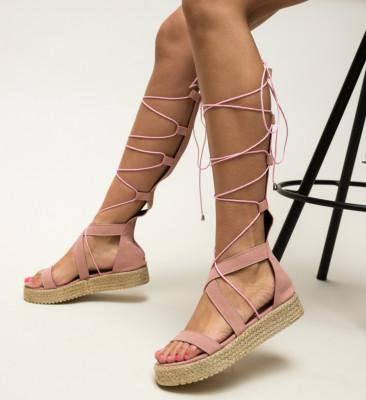 Sandale Deziren Roz
