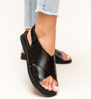 Sandale Dives Negre