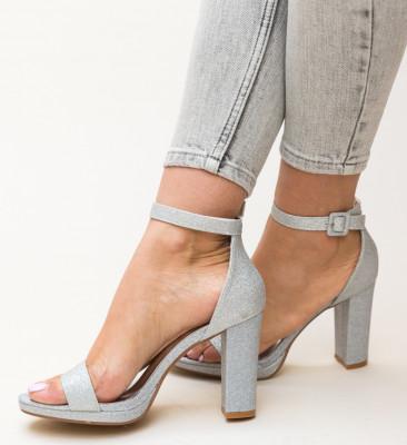 Sandale Dodana Argintii