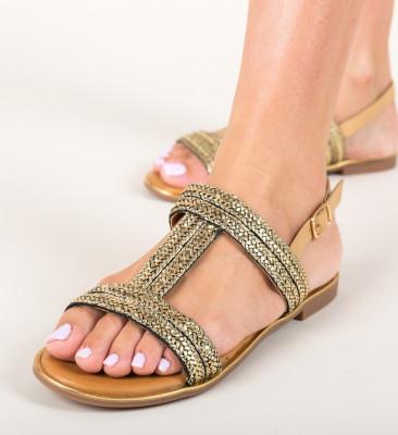 Sandale Egipt Aurii