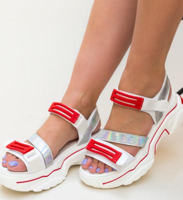 Sandale Elemenix Rosii