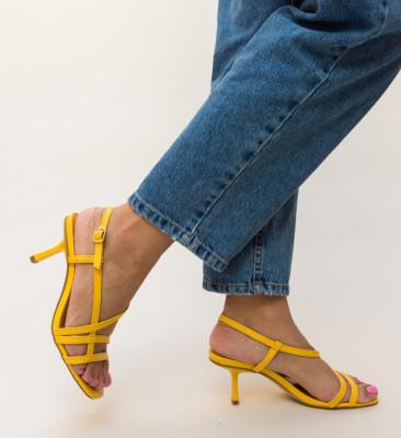 Sandale Erbos Galbene