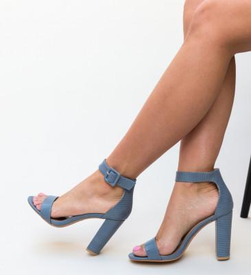 Sandale Finegan Albastre