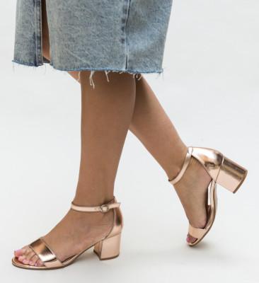 Sandale Inara Aurii