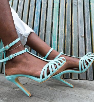 Sandale Jordanne Turcoaz