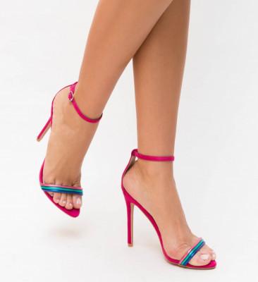 Sandale Kebec Fuchsia