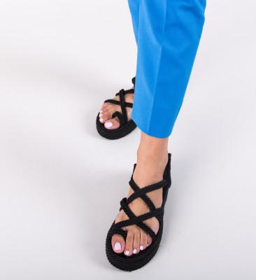 Sandale Marine Negre