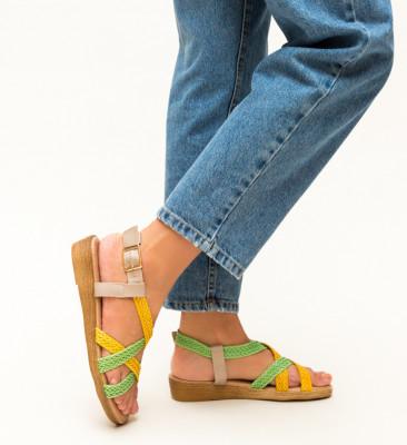 Sandale Nanie Verzi