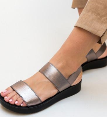 Sandale Nava Gri