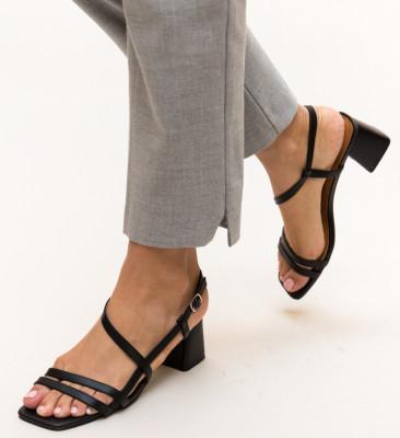 Sandale Olmer Negre