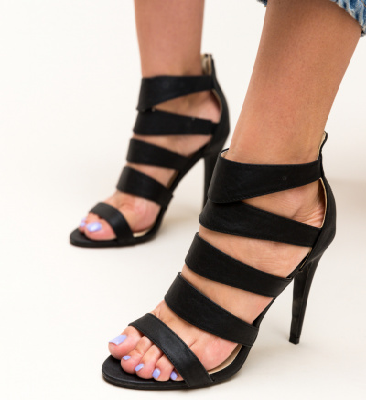 Sandale Orango Negre