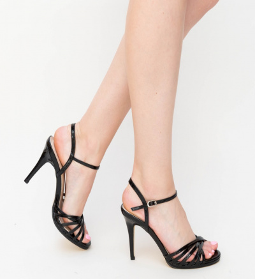 Sandale Putna Negre