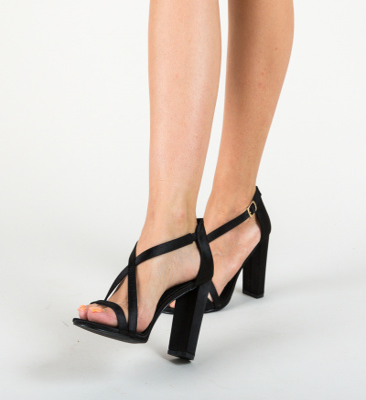 Sandale Quicky Negre