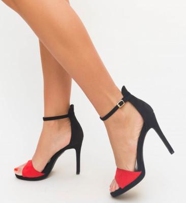 Sandale Reby Rosii