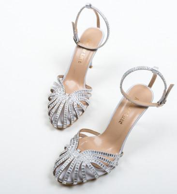 Sandale Renwar Argintii