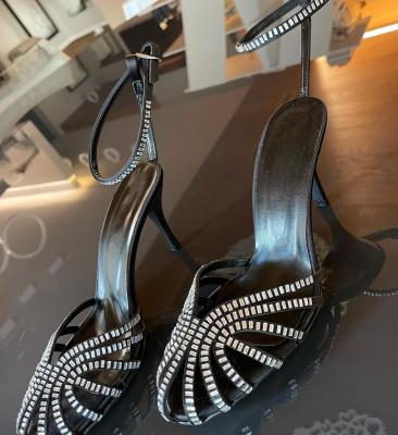 Sandale Renwar Negre