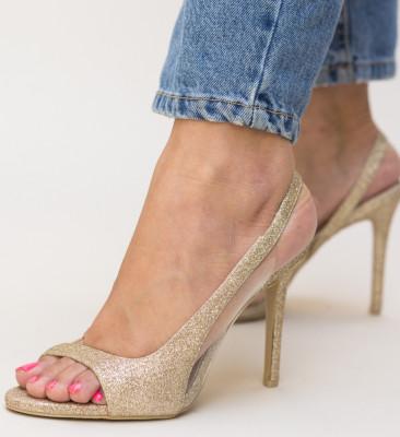 Sandale Snorlex Aurii