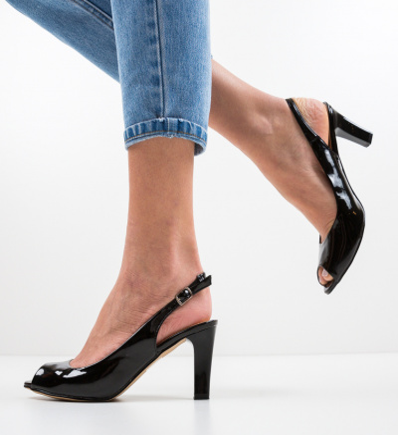 Sandale Tuita Negre