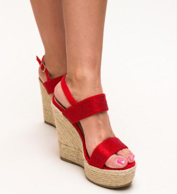 Sandale Zavala Rosii