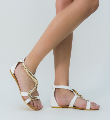 Sandale Seta Albe