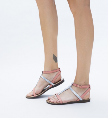 Sandale Humas Roz