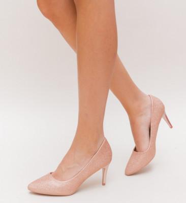 Pantofi Sefin Aurii 2