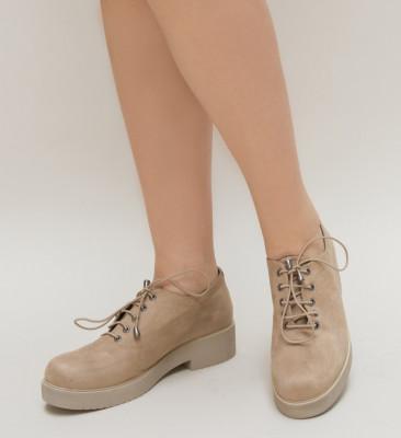Pantofi Casual Rotex Bej