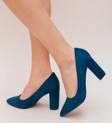 Pantofi Dundy Albastri