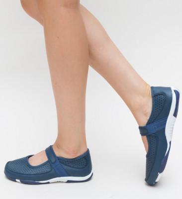Pantofi Casual Ferdinand Bleumarin