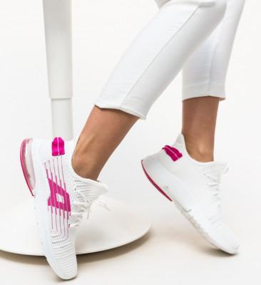 Pantofi Sport Lino Fuchsia