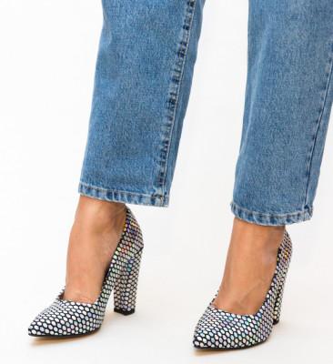 Pantofi Globe Negri