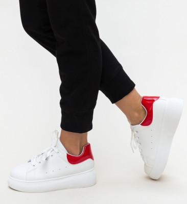 Pantofi Sport Taha Rosii