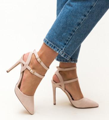 Pantofi Jarvis Nude