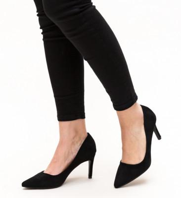 Pantofi Deaco Negri