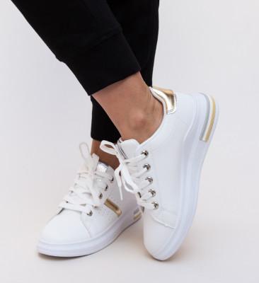 Pantofi Sport Orla Argintii