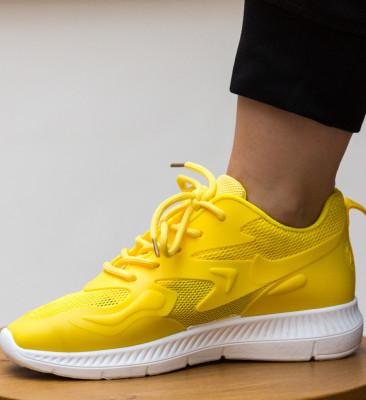 Pantofi Sport Adili Galbeni