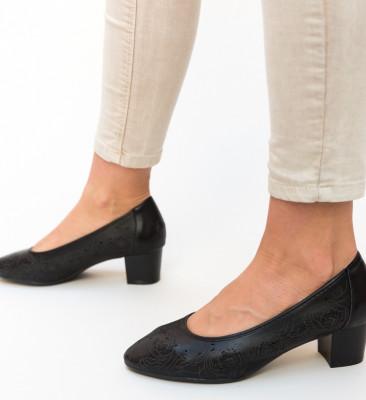 Pantofi Elaine Negre