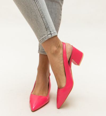 Pantofi Roadster Roz