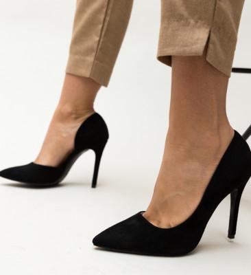 Pantofi Moses Negri